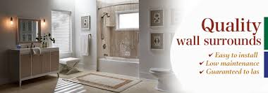 Bathroom Shower Inserts Bathtub U0026 Shower Surroundings In Minneapolis By Great Lakes Home