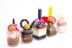 dessert canapes dessert canapes stock image image of diet 61221315