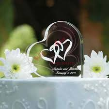 Personalized Paper Weight Gifts Aliexpress Com Buy 50pcs Lot Personalized Crystal Heart