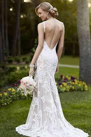 tissu robe de mariã e la blackeuse robe dos nus la grande tendance des robes de mariée
