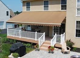 Retractable Awnings Gold Coast Retractable Patio Deck And Porch Awnings Bring Much Valued Shade