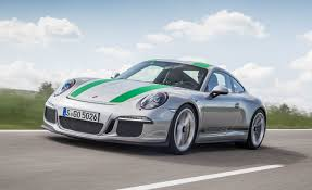 porsche sport 2016 2016 porsche 911 r instrumented test u2013 review u2013 car and driver
