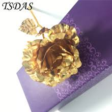 Gold Dipped Roses Popular Gold Dipped Roses Buy Cheap Gold Dipped Roses Lots From
