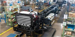 mack trucks featured mips project improved reliability in truck powertrains