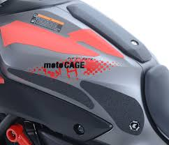 r u0026g tank traction grip for yamaha mt 07 and xsr700 models