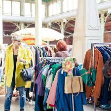 le bureau retro 100 vintage shopping visit brussels
