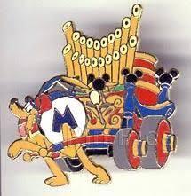 parade pins disney pin brave tailor mickey s trade parade float
