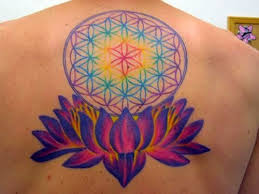 lotus circle flower tattoo designs full back viral tattoo news