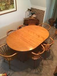 conant ball coffee table 1960 mid century modern conant ball dining table 8 chairs ebay