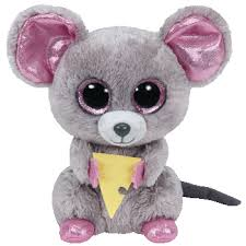 squeaker mouse small 6 5