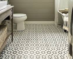 Tiling The Bathroom Floor - classic bathroom floor tile patterns agreeable interior design ideas