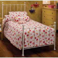 bed frames magnificent twin metal bed frame headboard footboard