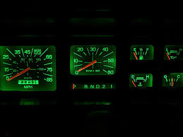 green led dash lights dash light fix ford truck enthusiasts forums