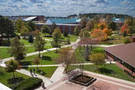 fall colors ohio northern university