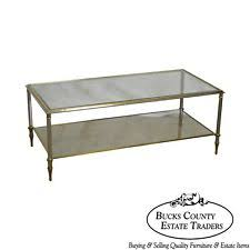 Brass Glass Coffee Table Brass Coffee Tables Ebay