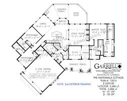 nantahala cottage house plan 2686 house plans by garrell