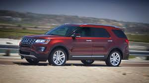 ford explorer 2016 ford explorer review and test drive with price horsepower