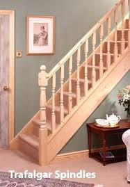 Spindle Staircase Ideas Wooden Stair Spindle Staircase Wood Wood Staircase Ideas Amazing