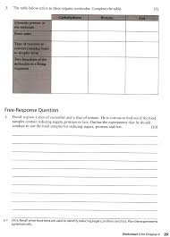 Pledge Of Allegiance Worksheet Biology Matters Workbook Exodus Books