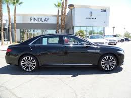 lincoln continental lincoln continental in henderson nv findlay lincoln