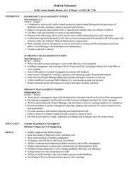 exle management resume project management intern resume sles velvet