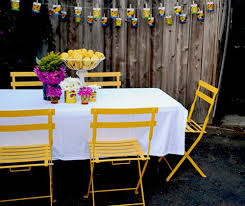 Yellow Bistro Chairs Outdoor Table Decorating Ideas Bistro Chairs Bistro