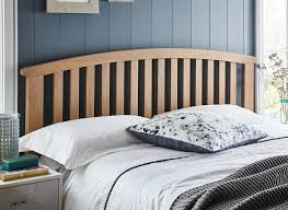 adelaide solid oak headboard dreams