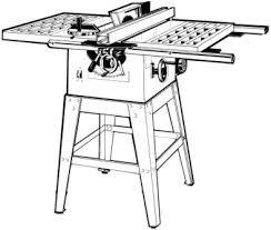 powermatic table saw model 63 powermatic 63 10 artisan s table saw op part manual ozark tool