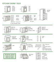 kitchen standard kitchen cabinet sizes designs idea standard