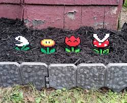 geeky garden decor you