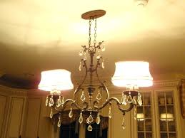 Orange Dining Room Chandeliers Chandelier Over Dining Table Height Crystal