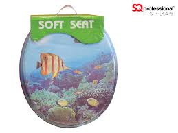 Cushioned Toilet Seats Padded Toilet Seats Tropical Fish