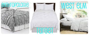 anthropologie inspired knotted comforter tutorial classy clutter