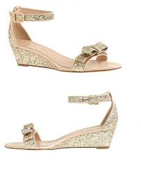 wedding shoes low wedges wedding shoes ideas open toes high heels gold wedding party shoes