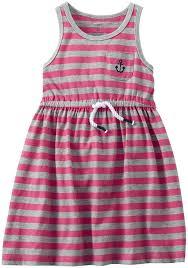 dress anak s tank print sundress clothing