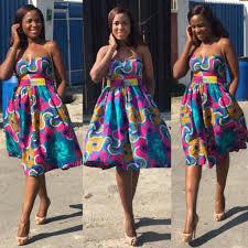 10 amazing ankara short gown styles for ladies afrocosmopolitan