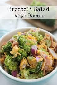 tasty recipe for broccoli salad recipes on broccoli