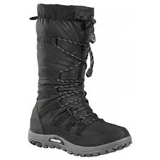 s winter boots canada s baffin escalate drawstring boots in black available at