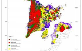 map of vi geohazard maps mgb6