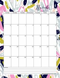 printable calendar page november 2017 free printable 2017 monthly calendars what mommy does
