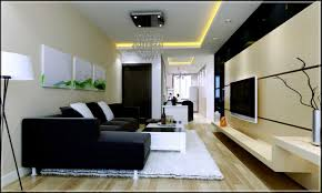 be yourself for the living room wall decorating ideas