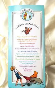 the winnie the pooh library 12 books set amazon com books