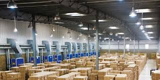 Led Warehouse Lighting Services Green Business Light