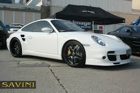 porsche turbo wheels 997 savini wheels