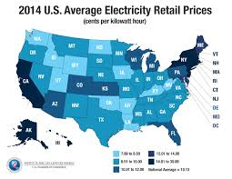 Cheapest State In The States Global Energy Institute