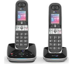 buy bt 8610 cordless phone with answering machine twin handsets