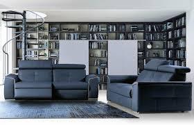 canapé électrique canapé relaxation électrique tétière inclinable