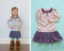 turn a t shirt into a u0027peter pan collar bubble dress u0027 make it
