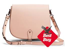 Light Pink Leather Purse 13 Best Leather Cross Body Bags The Independent
