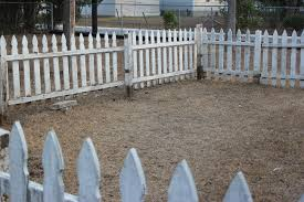 Build Vegetable Garden Fence by Building A Fence For The Little Texas Garden Little Texas Garden